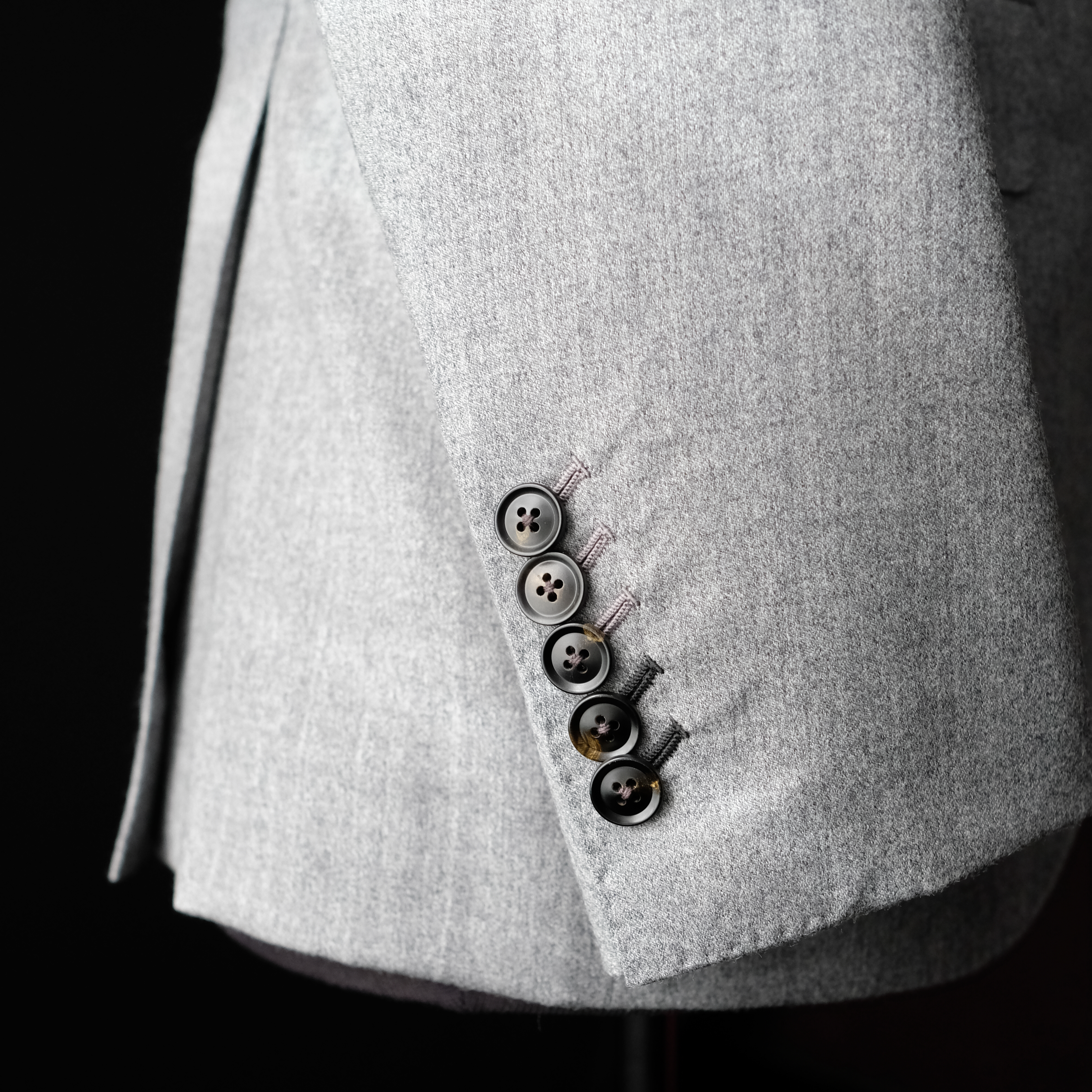 Functional sleeve buttons