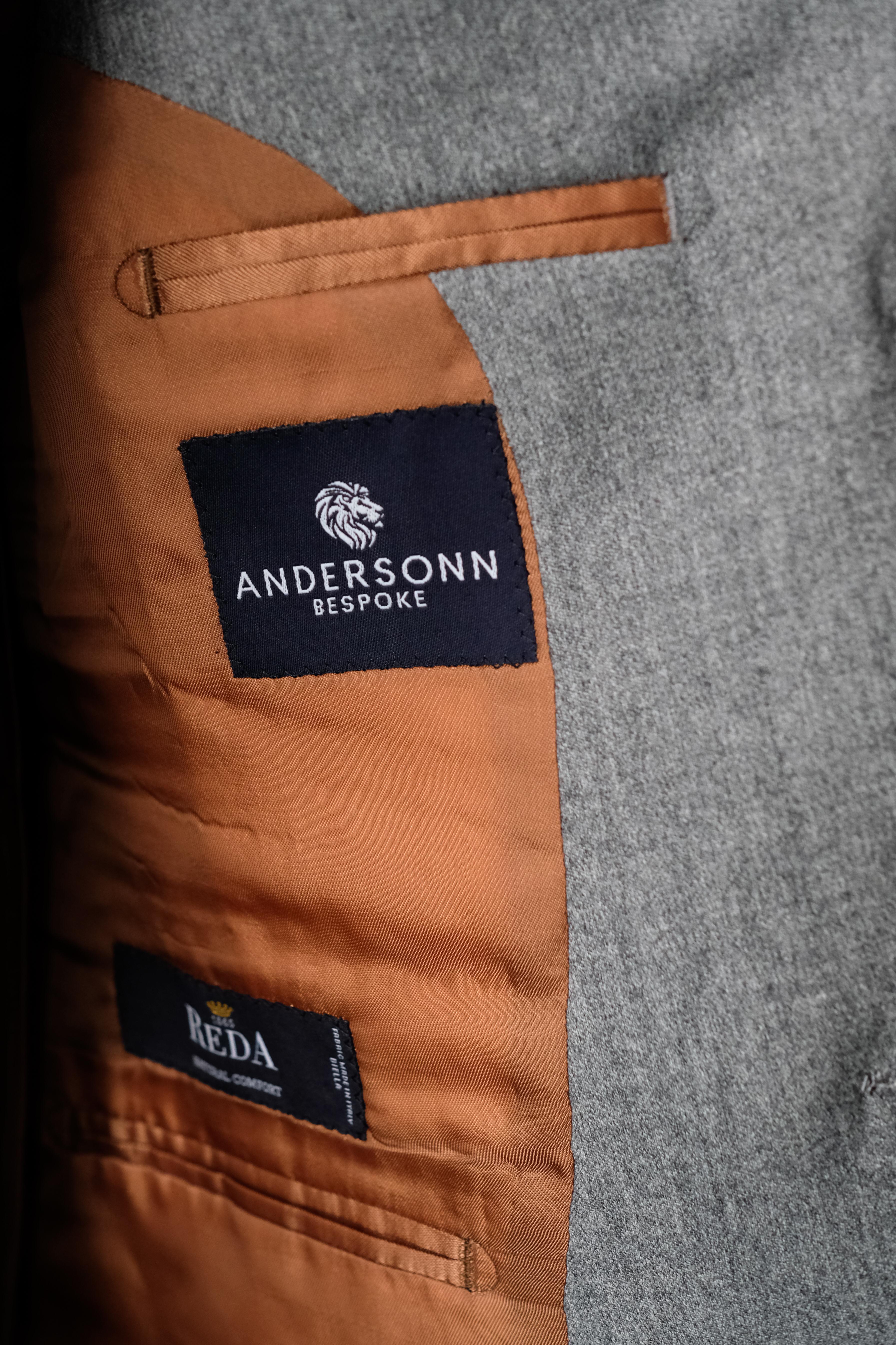 Andersonn Bespoke label