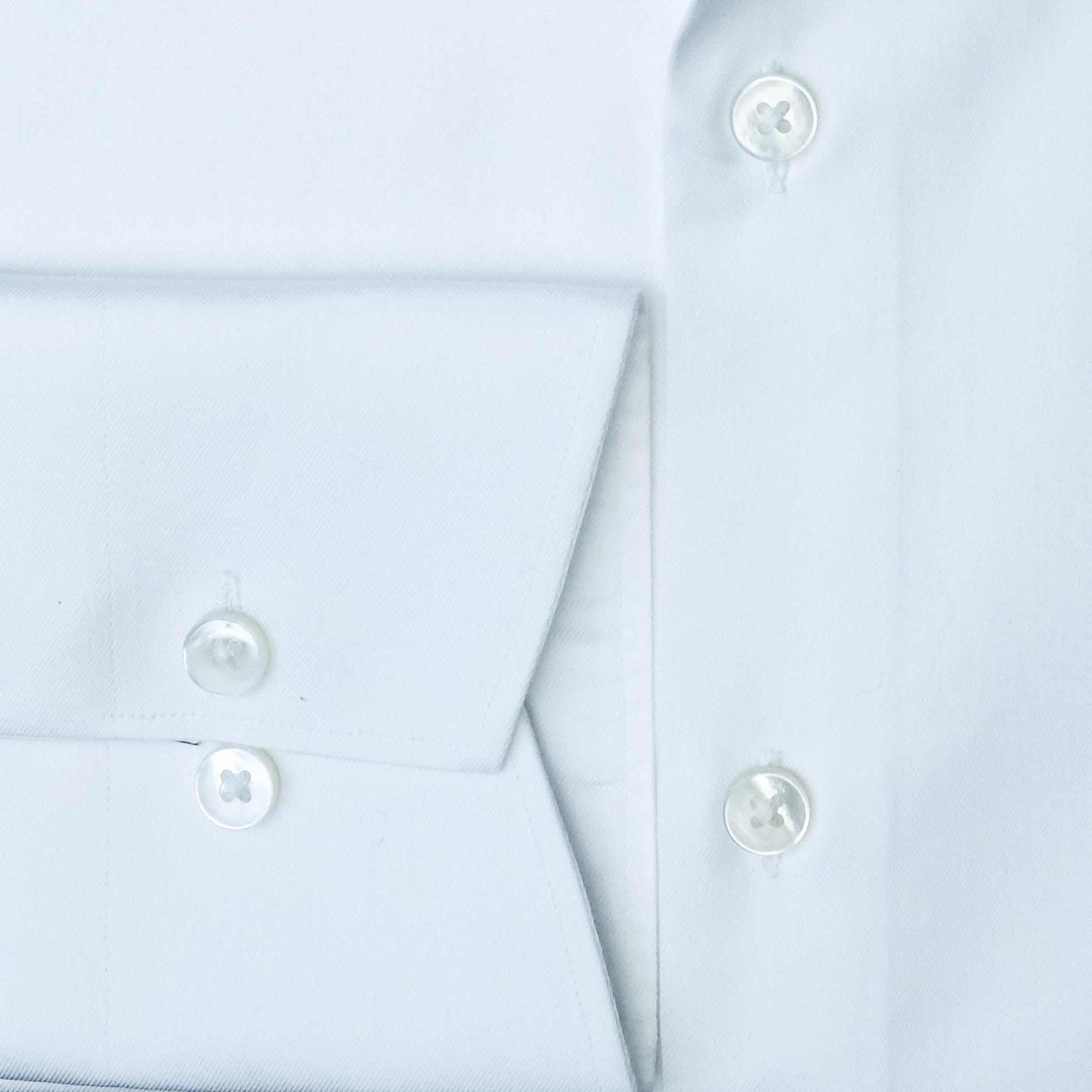 White Euro Cuff
