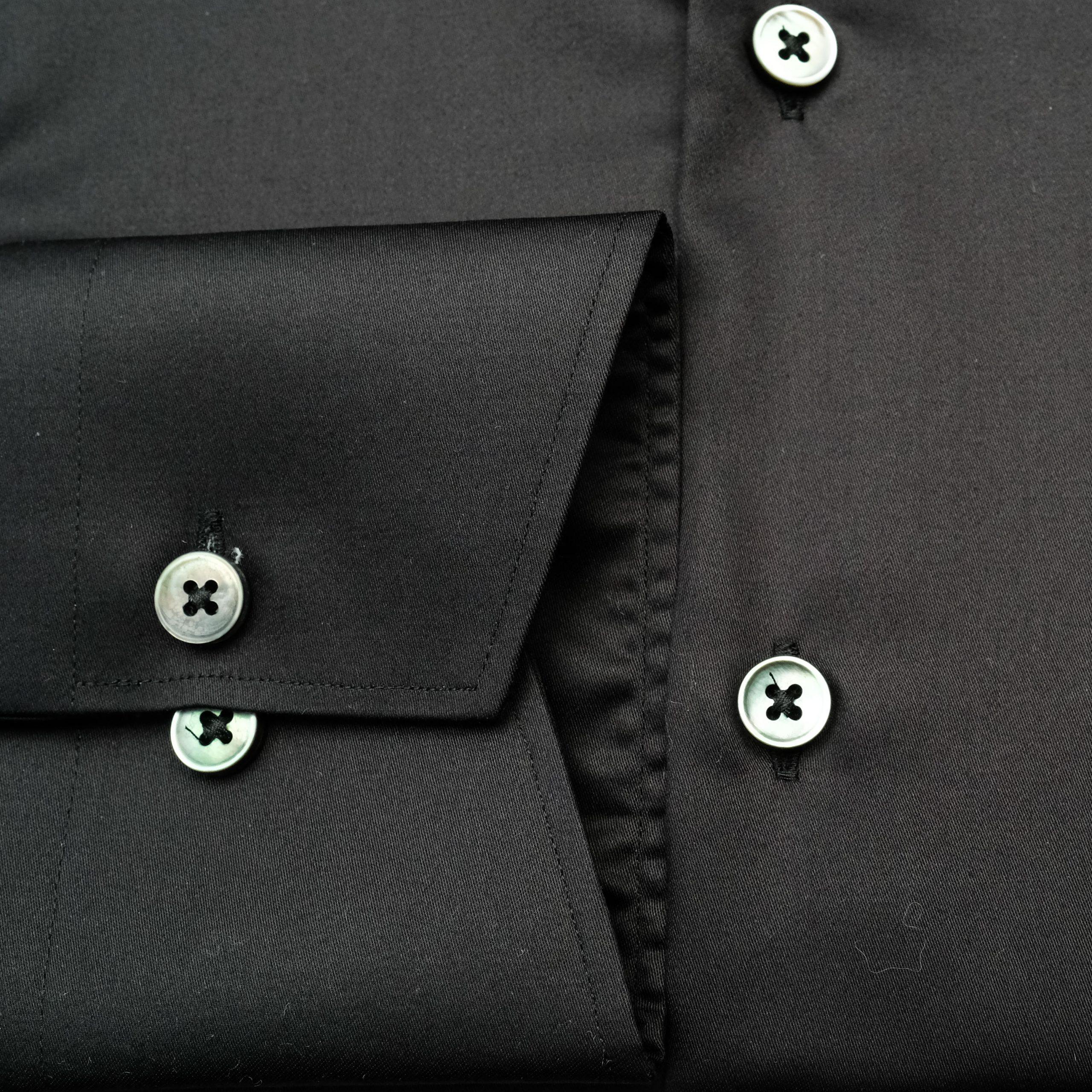 Black Euro Cuff