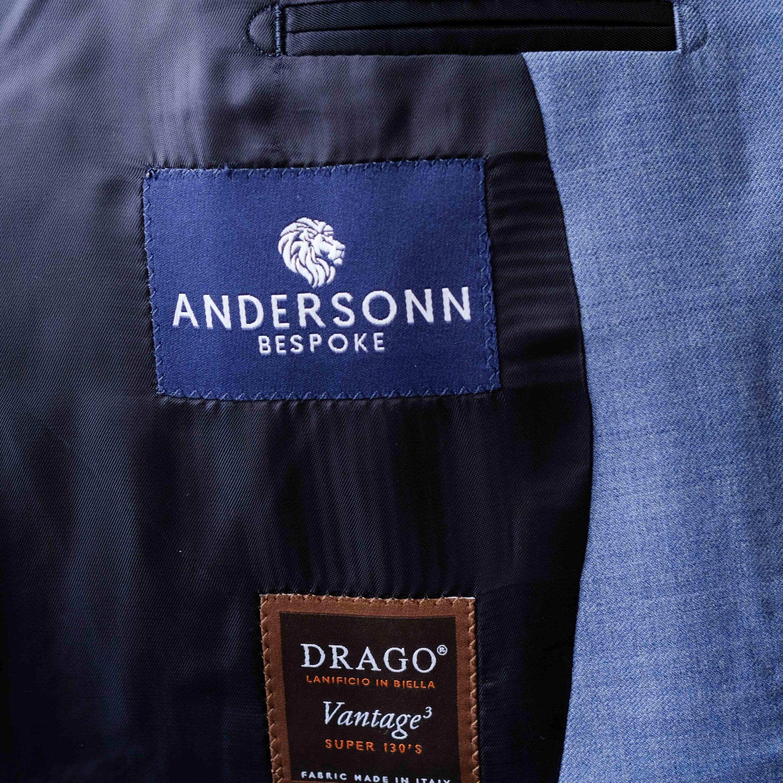 Andersonn Bespoke Label - Drago Biella