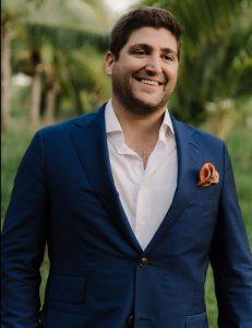 Vitale Barberis Canonico Blue Custom Tailored Suit - Toronto
